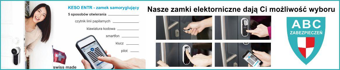 Jaki elektroniczny zamek do drzwi wybrać?